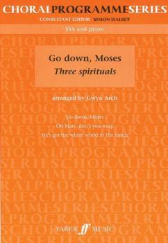 Go Down, Moses (Three Spirituals) (AL-12-0571528511)