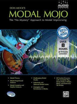 "Don Mock's Modal Mojo: The ""No Mystery"" Approach to Modal Improvising (AL-53-31951)"