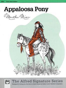 Appaloosa Pony (AL-00-3654)