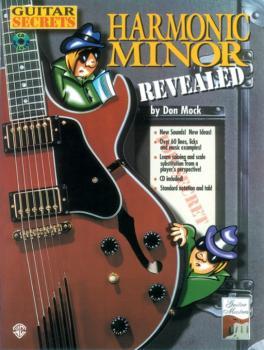 Guitar Secrets: Harmonic Minor Revealed (AL-00-0055B)