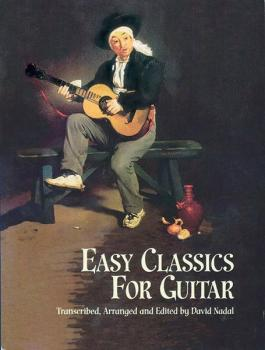 Easy Classics for Guitar (AL-06-41177X)
