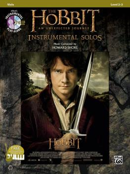 <i>The Hobbit: An Unexpected Journey</i> Instrumental Solos for String (AL-00-40991)