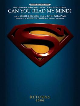 Can You Read My Mind? (Love Theme from <I>Superman</I>) (AL-00-VS1101)