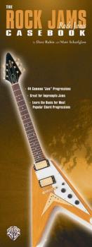 Guitar Casebook Series: The Rock Jams Casebook (AL-00-0398B)