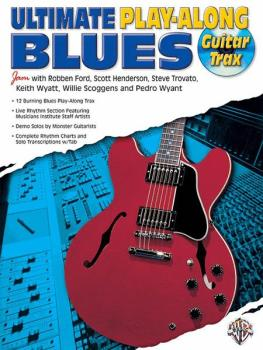 Ultimate Play-Along Guitar Trax: Blues (AL-00-CPM0002ACD)