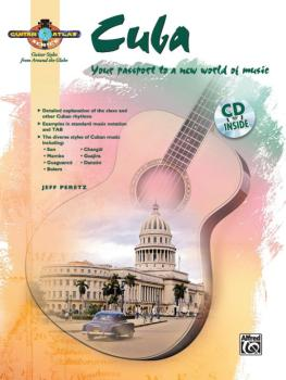 Guitar Atlas: Cuba: Your passport to a new world of music (AL-00-26069)