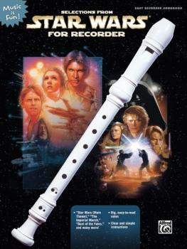 Star Wars® for Recorder, Selections from (AL-00-25935)