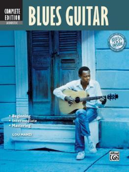 Complete Acoustic Blues Guitar Method Complete Edition (AL-00-36422)