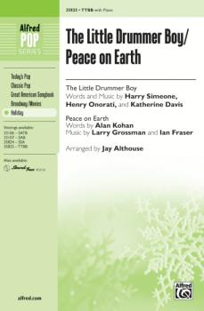 The Little Drummer Boy / Peace on Earth (AL-00-35825)