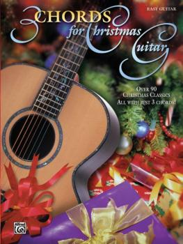 3 Chords for Christmas Guitar (AL-00-0458B)