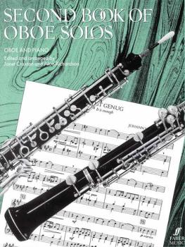 Second Book of Oboe Solos (AL-12-0571503284)