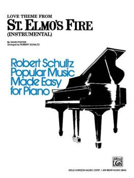 <I>St. Elmo's Fire</I>, Love Theme from (Instrumental) (AL-00-5231LP2X)
