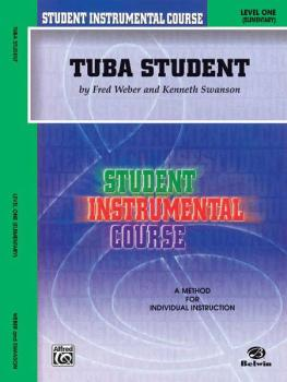 Student Instrumental Course: Tuba Student, Level I (AL-00-BIC00166A)