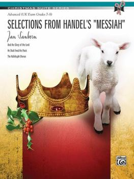 Handel's <I>Messiah,</I> Selections from (AL-00-25907)