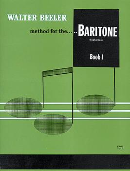 Walter Beeler Method for the Baritone (Euphonium) (AL-00-WB0001)