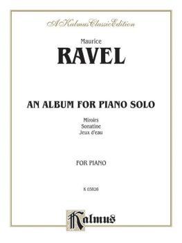 Album for Piano Solo (AL-00-K03826)