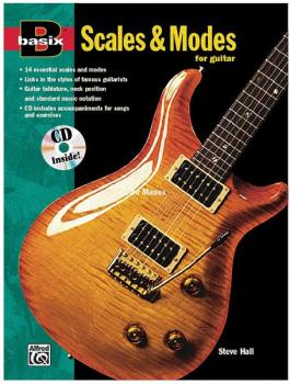 Basix®: Scales and Modes for Guitar (AL-00-16768)