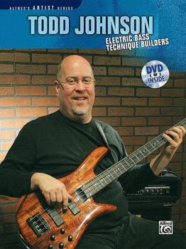 Todd Johnson Electric Bass Technique Builders (AL-00-30016)