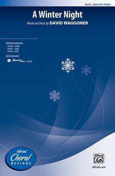 A Winter Night (AL-00-34791)