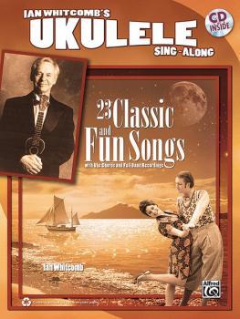 Ian Whitcomb's Ukulele Sing-Along (AL-00-36357)