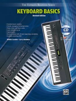 Ultimate Beginner Series: Keyboard Basics (AL-00-UBSBK200R)