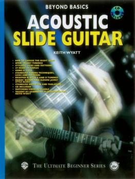 Beyond Basics: Acoustic Slide Guitar (AL-00-0058B)