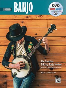 The Complete 5-String Banjo Method: Beginning Banjo (AL-00-44932)
