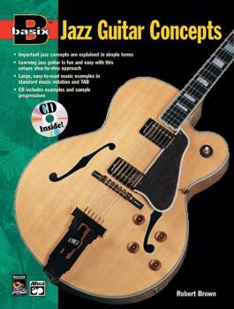 Basix®: Jazz Guitar Concepts (AL-00-14922)