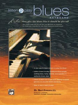 Listen and Play Blues Keyboard (AL-00-19467)