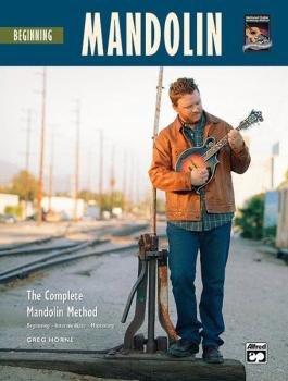 The Complete Mandolin Method: Beginning Mandolin (AL-00-22911)