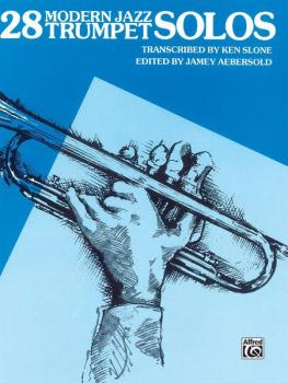 28 Modern Jazz Trumpet Solos, Book 1 (AL-00-SB25)