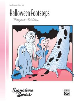 Halloween Footsteps (AL-00-18522)