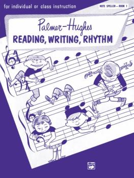 Palmer-Hughes Accordion Course Note Speller, Book 1 (AL-00-240)
