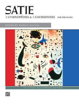 3 Gymnopédies & 3 Gnossiennes (AL-00-2501)