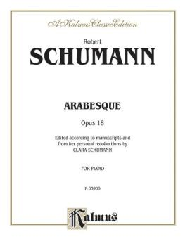 Arabesque, Opus 18 (AL-00-K03900)