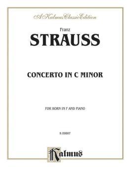 Horn Concerto, Opus 8 (AL-00-K09807)