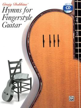 Acoustic Masters Series: Craig Dobbins' Hymns for Fingerstyle Guitar (AL-00-0011B)
