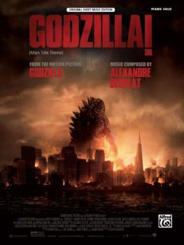 Godzilla! (Main Title Theme) (From the Motion Picture <i>Godzilla</i>) (AL-00-44006)