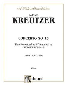 Concerto No. 13 (AL-00-K02018)