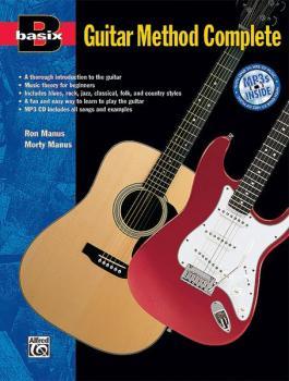Basix®: Guitar Method, Complete (AL-00-33317)