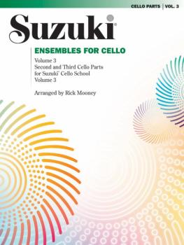 Ensembles for Cello, Volume 3 (AL-00-0299S)
