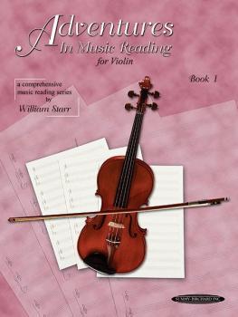 Adventures in Music Reading for Violin (AL-00-0618)