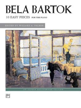 10 Easy Pieces (AL-00-574)