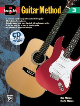 Basix®: Guitar Method 3 (AL-00-14901)