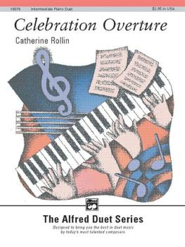 Celebration Overture (AL-00-18079)