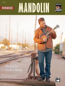 The Complete Mandolin Method: Intermediate Mandolin (AL-00-22668)