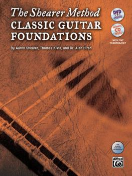 The Shearer Method, Book 1: Classic Guitar Foundations (AL-98-40784)