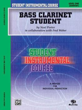 Student Instrumental Course: Bass Clarinet Student, Level I (AL-00-BIC00116A)