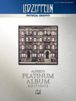 Led Zeppelin: Physical Graffiti Platinum Album Edition (AL-00-40939)
