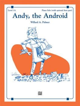 Andy, the Android (AL-00-2286)
